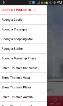 Roongta Group apk screenshot