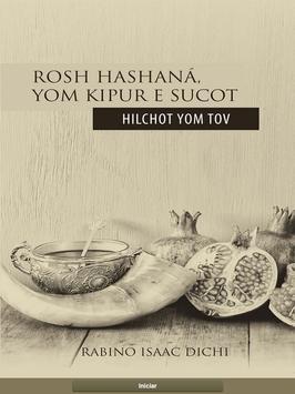 Hilchot Yom Tov poster