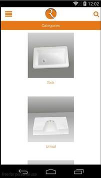 Racy Sanitarywares apk screenshot