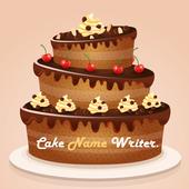 Cake Name Writer icon