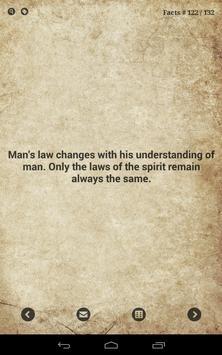 Native American proverbs apk screenshot