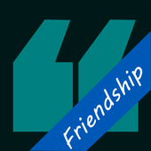 Todays Friendship Quote icon