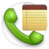 Annotated Call Log icon