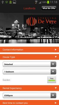 De Vere Property Finder apk screenshot