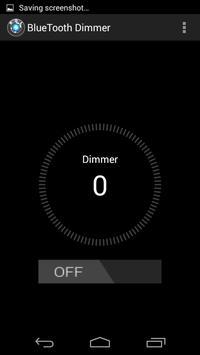 Single Channel BluetoothDimmer apk screenshot