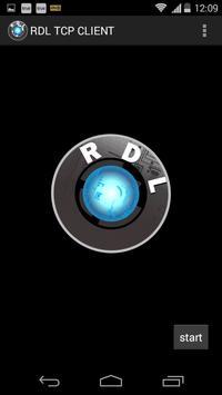 RDL TCP Client poster