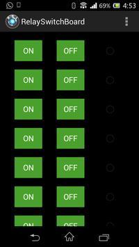 8 RELAY BLUETOOTH SWITCH apk screenshot