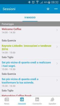 ConnectIn Italia 2016 apk screenshot