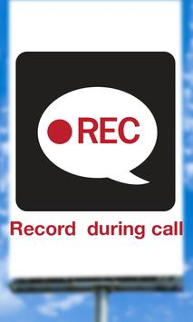 Record  During Call apk screenshot