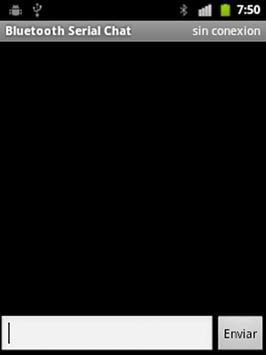 Sonic Bluetooth Chat apk screenshot
