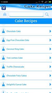 Cake Recipes of 2015 apk screenshot