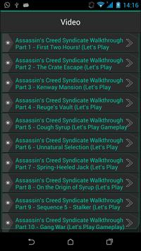 Guide for AC Syndicate apk screenshot
