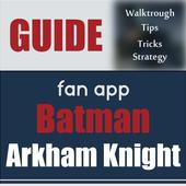 Fan app : Batman Arkham Knight icon