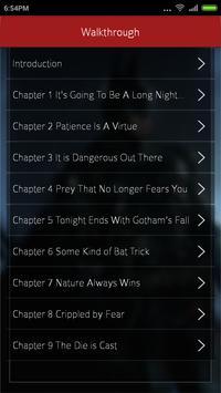 Guide for Batman Arkham Knight apk screenshot