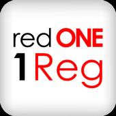redONE 1Reg icon
