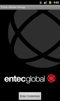 Entec Global Group poster