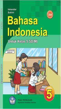 Buku Bahasa Indonesia 5 SD poster