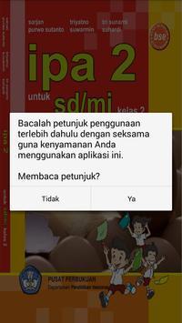 Buku IPA 2 SD apk screenshot