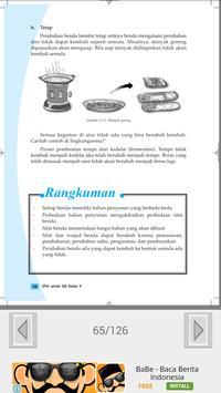 Buku IPA 5 SD apk screenshot