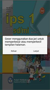 Buku IPS 1 SD apk screenshot
