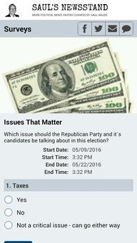 Saul's Newsstand apk screenshot