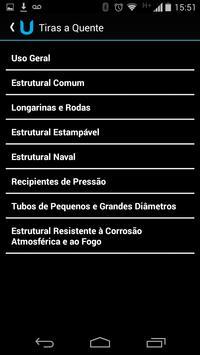 Catálogos de Produtos Usiminas apk screenshot