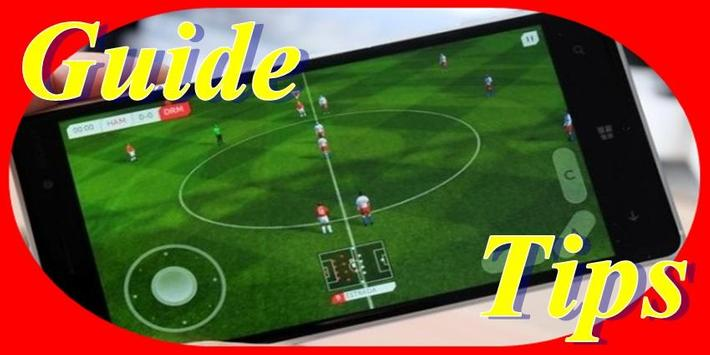 Tip Dream league Soccer 16-17 apk screenshot