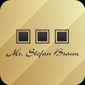 Mr. Stefan Braun Party App icon