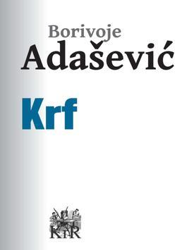 Adasevic: Krf poster