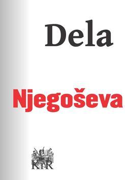 P. P. Njegoš: Dela poster