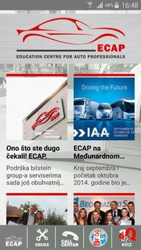 ECAP apk screenshot