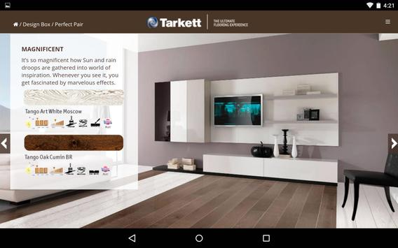 Tarkett Parquet apk screenshot