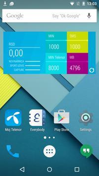 Moj Telenor apk screenshot