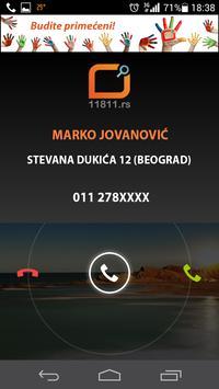 11811.rs Telefonski imenik apk screenshot