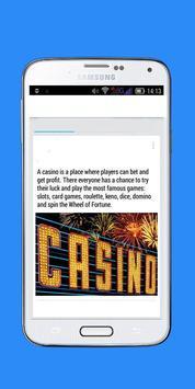 Mini Casino Slots - Review apk screenshot