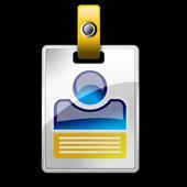 badge (beta) icon