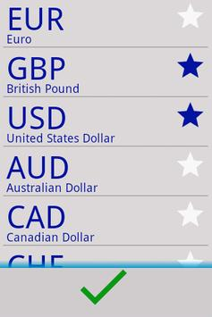 Currency apk screenshot
