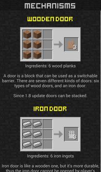 MineGuide 1.8 Minecraft Guide apk screenshot