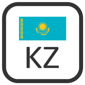 Regional Codes of Kazakhstan icon