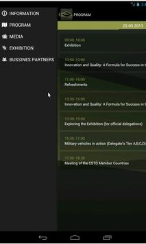Russia Arms EXPO 2013 apk screenshot