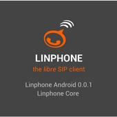 LinPhone Demo icon