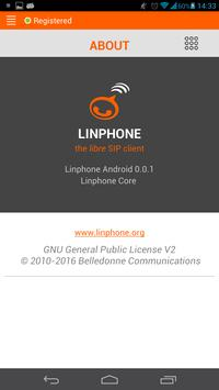 LinPhone Demo poster