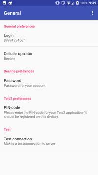 CellRest - Widget apk screenshot