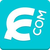 Мобильная торговля E-com Агент icon