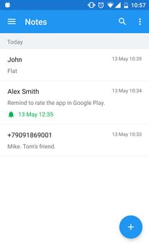 Caller Notes apk screenshot
