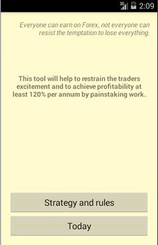 Forex Strategy (Demo) poster