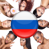 Russia girls dating guide icon