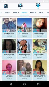 Russia girls dating guide apk screenshot