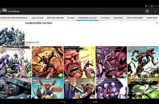 eXgalleries apk screenshot