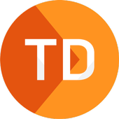 TD Courier App icon